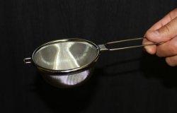 画像1: ブラインシュリンプ漉し器 (ステンレス製)